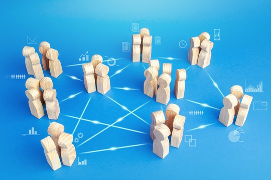 Models representing organisational structure