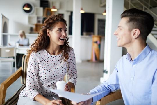 Staff engagement through conversation