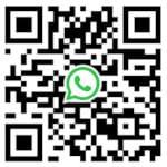 Contact SkyNav WhatsApp QR code