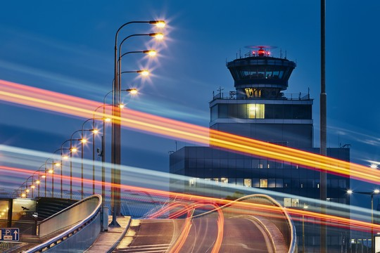 Aviation strategy provides guidance to air traffic control towers
